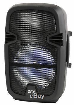4.400 Watts Sans Fil Portable Bluetooth Parti Haut-parleur Avec Microphone À Distance