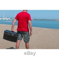 Aiwa Exos-9 Bluetooth Lautsprecher, 200 Watt Haut-parleur Parti Tragbarer, Kabellose