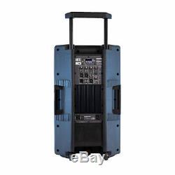 Altec Lansing 2200w Party Bluetooth Sono Dj Haut-parleur Avec Party Lights & Support