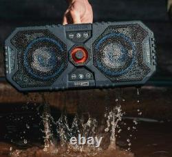 Altec Lansing Alp-xp400 Xpedition 4 Haut-parleur Bluetooth Portable Imperméable À L'eau