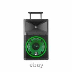 Altec Lansing Pro Audio Alp-l2200pk Wireless Bluetooth Portable Dj Party Haut-parleur