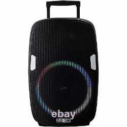 Altec Lansing Soundrover Wireless Party Speaker, Imt7002-blk, Noir