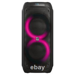 Altec Lansing Street Shock Twin 8 Portable Rechargeable Party Pa Speaker