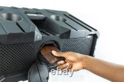 Altec Lansing Wireless Bluetooth Waterproof Party Haut-parleurs Alp-ap850 Remis À Neuf