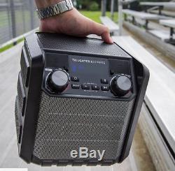 Audio Partie Ion De Partie Stéréo De Bbq De Boîte Stéréo De Haut-parleur Portable