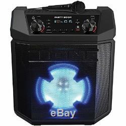 Audio / Vidéo D? Accueil Ion Electronics Ipa101 Party Boom, Noir