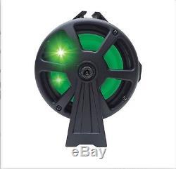 Bazooka 24 Barre De Fête À Télécommande À Del Rgb Bluetooth 450w