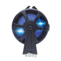 Bazooka 24 Barre De Fête Bluetooth À Double Face Avec Système D'éclairage À Led