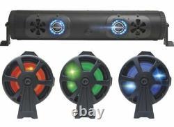 Bazooka 24 Double Sided Bluetooth Led Party Bar Sound Bar Bpb24-ds-g2