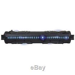 Bazooka Bpb24-g2 Barre De Fête Bluetooth Utv Bateau Barre De Fête Bluetooth Soundbar 450w Rgb Led