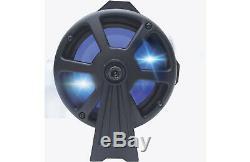 Bazooka Bpb24-g2 Barre De Parti Alimentée Avec Barre De Son Bluetooth À 8 Haut-parleurs Avec Bluetooth