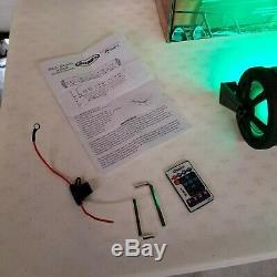 Bazooka Bpb36 36 Pouces Parti Bluetooth Bar Haut-parleur Avec Système D'éclairage À Led