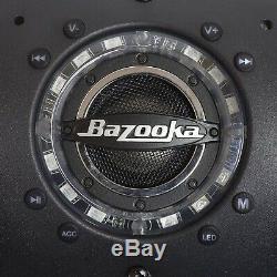 Bazooka Bpb36-g2 Barre De Fête Bluetooth Utv Bateau Barre De Son Bluetooth 450w Rvb Led