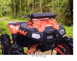 Bazooka G2 24 Barre De Fête Bluetooth Système D'éclairage Led Atv Utv Bateau Jeep