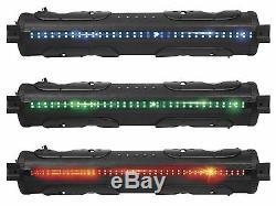Bazooka Party Bluetooth Bar Rgb Illumination Système Audio 24 Pouces 10 Haut-parleurs