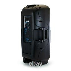 Befree Dual 12 3000 Watt Subwoofer Portable Bluetooth Party Pa Dj Speaker MIC