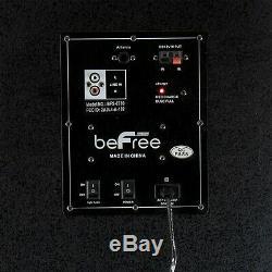 Befree Son Triple 10 Pouces Subwoofer Portable Bluetooth Avec Le Parti Ligh