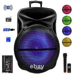 Befree Sound 18 Inch Bluetooth Portable Rechargeable Party Haut-parleur Avec Sound R