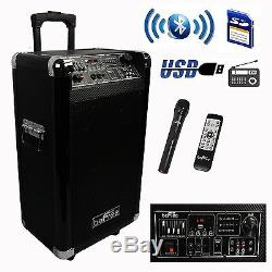Befree Sound Haut-parleur Dj Pa Party Bluetooth Professional Avec Remote MIC Usb Sd