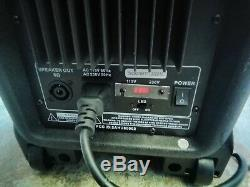 Blackweb Bwa17aa007 Haut-parleur De Fête Bluetooth 1500 Watts Noir