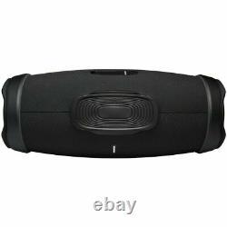 Boombox 2 Haut-parleur Bluetooth Hifi Ipx7 Waterproof Party Portable Wireless Black