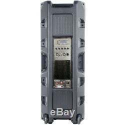 Britelite 6500w Crête Party Led Bluetooth Haut-parleur Avec Entrée Micro, Usb, Sd
