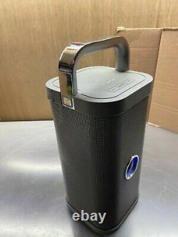 Brookstone Big Blue Party Bluetooth Haut-parleur De Travail Testé