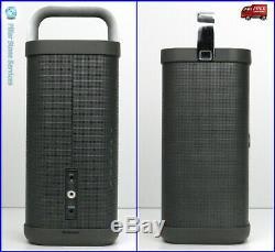 Brookstone Big Blue Party Bluetooth Haut-parleur Étanche (nouvelle Batterie Améliorée)