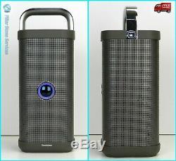 Brookstone Big Blue Party Indoor-outdoor Bluetooth Haut-parleur Étanche New Power