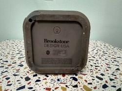 Brookstone Big Blue Party Speaker Bluetooth