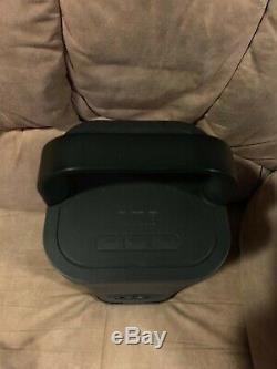 Brookstone Big Blue Party X Haut-parleur Bluetooth Universel Sans Fil Portable