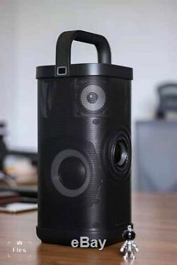 Brookstone Intérieur Nfc Extérieur Haut Parleur Sans Fil Bluetooth Étanche Puissance