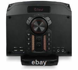Bush Bluetooth Party Speaker High Power Avec Fm Aux In Usb + Warranty