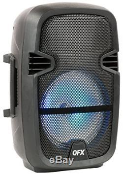 Caisson De Basse Haut-parleur Portable Bluetooth Lourd Basse Sound System Party Micro Sans Fil