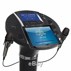 Chant Karaoke Bluetooth Piédestal Ism1030bt Tablet Mp3 CD Party Système