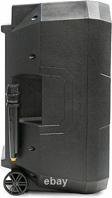 Dolphin 5100w 15 Haut-parleur Rechargeable Du Parti Utiliser Comme Portable Pa-karaoke System