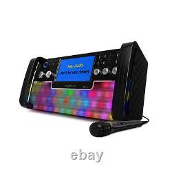 Easy Karaoke Eks780bt Bluetooth Karaoke Sound System Speaker Party Dj Cdg Écran