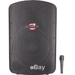 Edison M2000tws 15 2000 Watts Pmpo Party Bluetooth Président