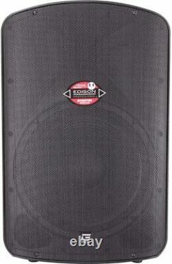 Edison M2000tws Professional 15 2000w Peak Bluetooth Party Speaker