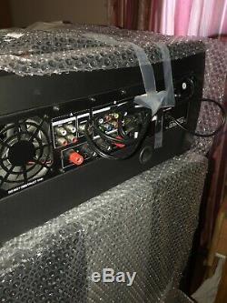 Edison Party Professional Système 350 Bluetooth Parleurs Led Disp