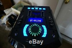 Edison Professional Dj Party System X Bluetooth Président Donne Lecture Descriptio
