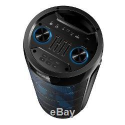 Emb Haut-parleur Party Dj De 1500 Watts Rechargeable Avec, Lumière, Mic, Usb, Bluetooth
