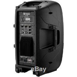 Enceinte De Fête Bluetooth Portable Floor Dj Système De Sonorisation Extérieur Sans Fil