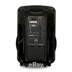 Enceinte De Soirée Bluetooth 15 Rechargeable Avec Son Et Lumières Sans Fil