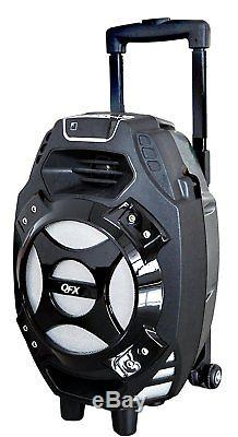 Extrêmement Fort Grand Bluetooth Portable De Système De Haut-parleur À Piles Pour La Partie