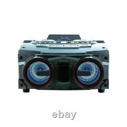 Gemini Audio 4000 Watt Led Bluetooth Party Home Theatre Stereo System Haut-parleur