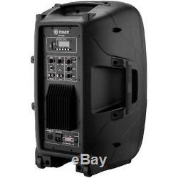 Haut-parleur Amplifié Portatif Haut-parleur De Musique De Bluetooth Partie Multi-fonction