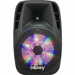 Haut-parleur Bluetooth 1000w Sans Fil Subwoofer Tweeter Portable Téléphone Partie Guitare