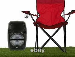 Haut-parleur Bluetooth 8 Haut-parleur Fm Extérieur Portable Sound System Party 4400 W