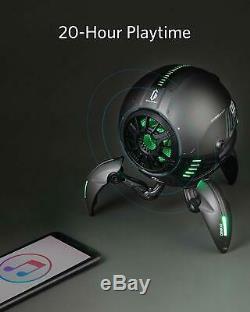 Haut-parleur Bluetooth Avec Son 20w Avec Lumières Led Pour Les Jeux, La Fête